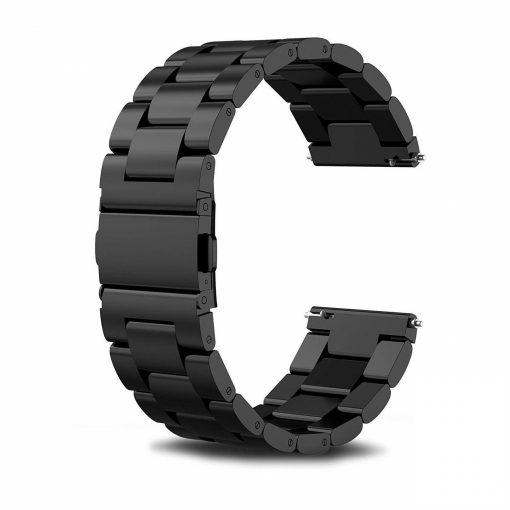 Ремешок металлический для Samsung Galaxy Watch Active 2 40 mm-3