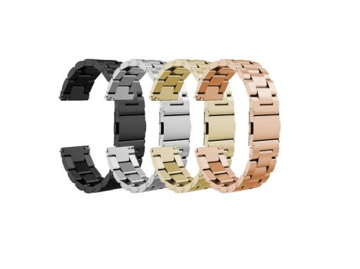 Ремешок металлический для Samsung Galaxy Watch Active