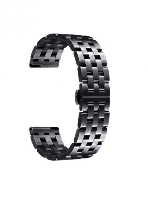 Ремешок металлический Flat для Galaxy Watch 3 45mm