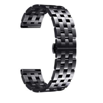 Ремешок металлический Flat для Samsung Galaxy Watch 46 mm