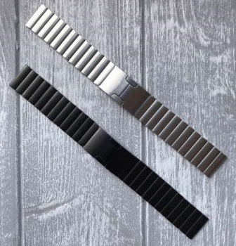 Ремешок металлический Link для ASUS ZenWatch (WI500Q)