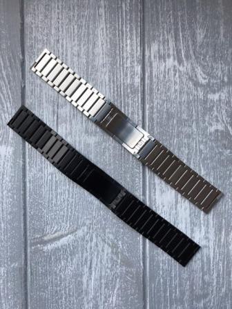 Ремешок металлический Link для Moto 360 2 gen 46 mm-2