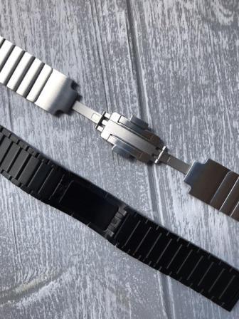 Ремешок металлический Link для Moto 360 2 gen 46 mm-3