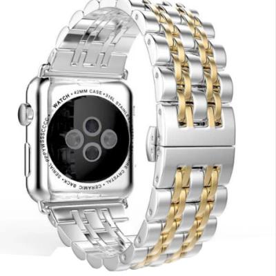 Ремешок металлический Luxury для Apple Watch Series 1/2/3-2
