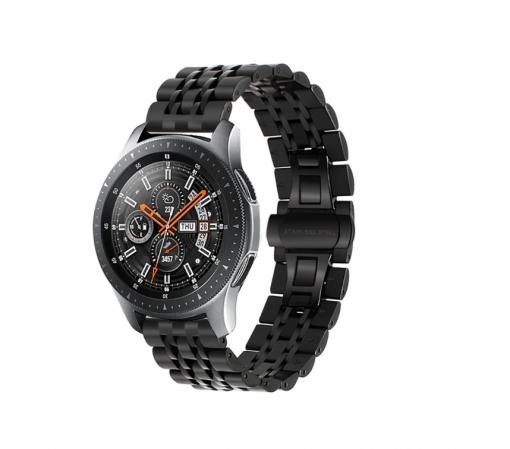 Ремешок металлический Luxury для Samsung Galaxy Watch 46mm-4