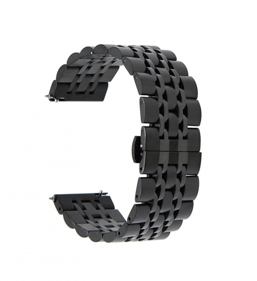 Ремешок металлический Luxury для Samsung Gear S3-2