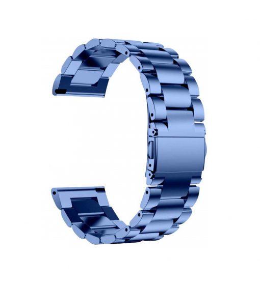 Ремешок металлический Sapphire Blue для Huawei Watch GT 2