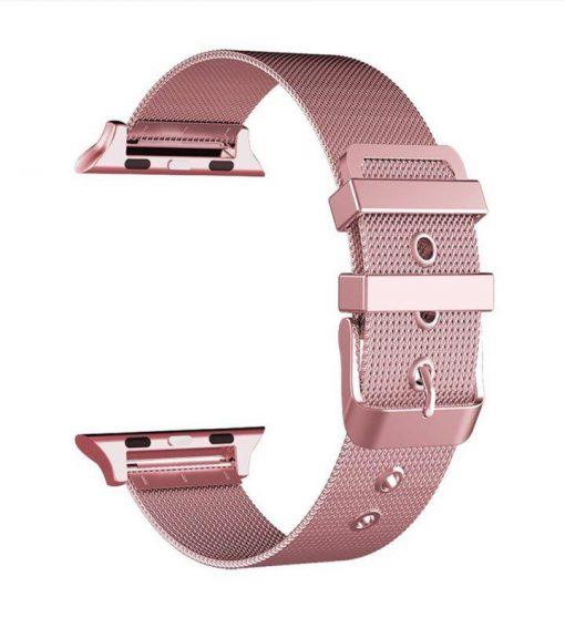 Ремешок Milanese Loop для Apple Watch Series 1/2/3/4 с классической застежкой-4