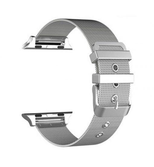 Ремешок Milanese Loop для Apple Watch Series 1/2/3/4 с классической застежкой-2