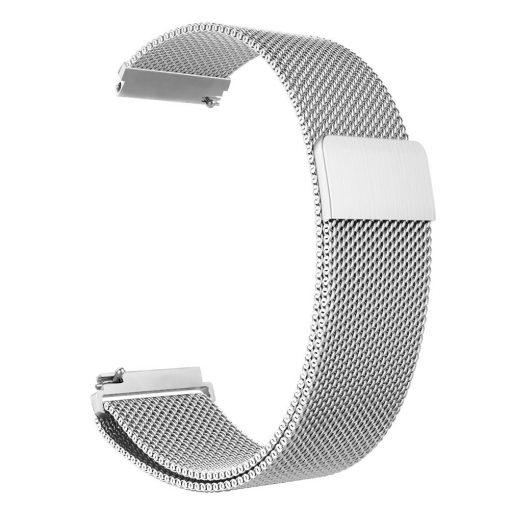 Ремешок Milanese Loop для Moto 360 2 gen 46 mm-3
