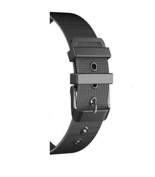 Ремешок Milanese Loop для Samsung Galaxy Watch 46mm с классической застежкой