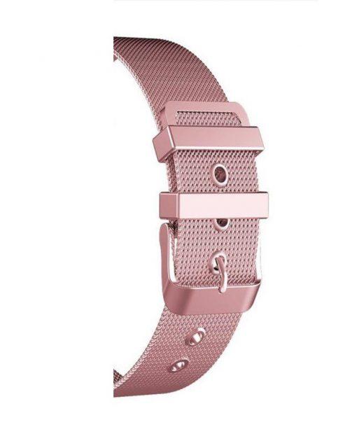 Ремешок Milanese Loop для Samsung Galaxy Watch 46mm с классической застежкой-3