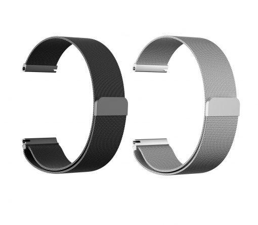 Ремешок Milanese Loop для Samsung Galaxy Watch Active 2 44 mm