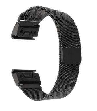 Ремешок Milanese Loop для Garmin Fenix 3 QuickFit