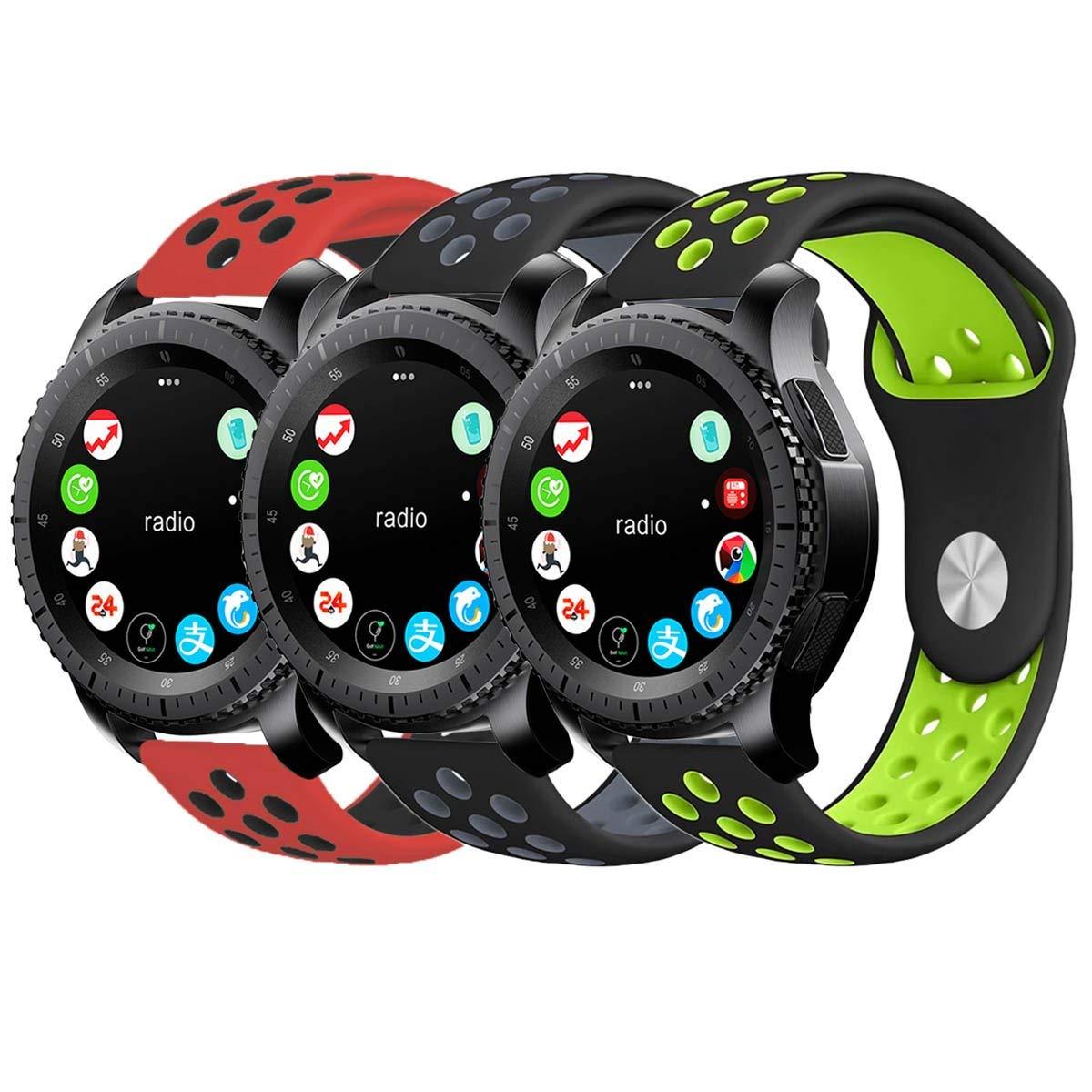 6e3d06e109f5 Ремешок Nike для Samsung Gear S3 Classiс   Frontier ⋆ 4watch