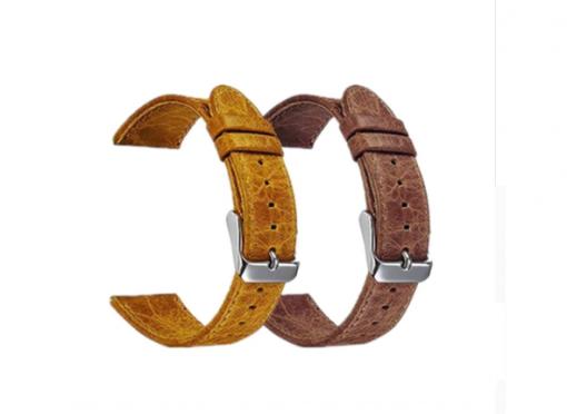 Ремешок Retro Genuine Leather для ASUS ZenWatch (WI500Q)