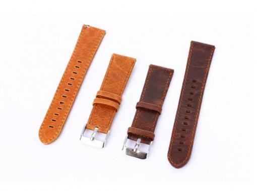 Ремешок Retro Genuine Leather для Samsung Gear S3 Frontier / Classic-4