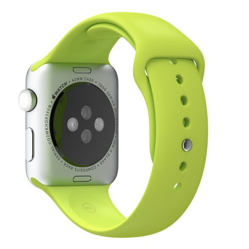 Ремешок Sport Band Apple Watch Series 1/2/3 GREEN