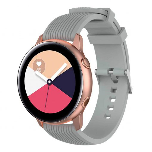 Ремешок Stripes для Samsung Galaxy Watch Active-3