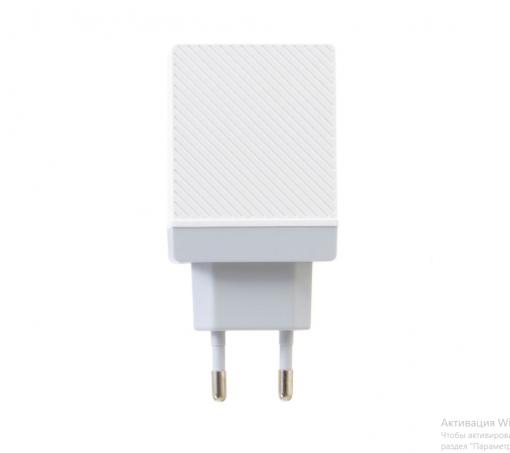 Сетевое зарядное устройство BHOCO C23B HAOKE 4 USB-2