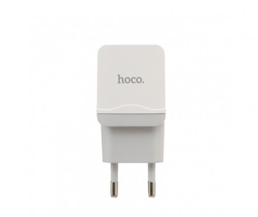 Сетевое зарядное устройство HOCO C22A Micro USB 2.4 A-2
