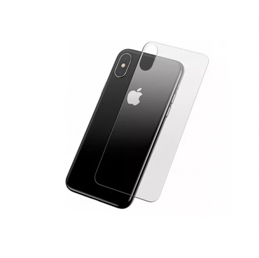 Защитная пленка на заднюю панель для IPhone X / XS