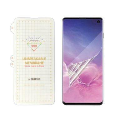 Защитная пленка Unbreakable Membrane для Samsung S10e