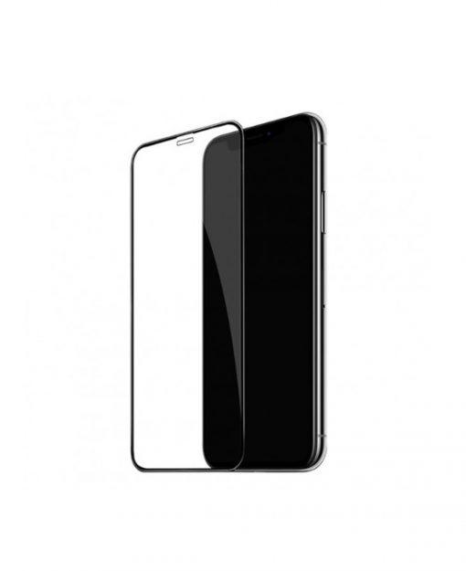 Защитное стекло Baseus Silk-screen 3D 0.2mm iPhone XS Max Black
