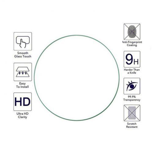 Защитное стекло для Lemfo Lem5 / Finow X5 plus-2