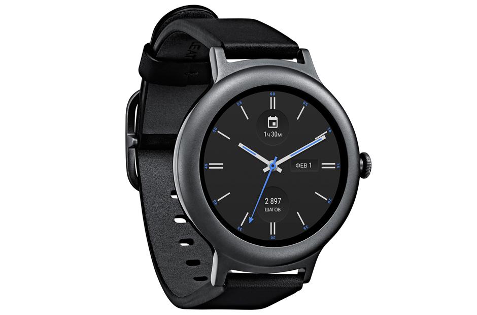 Защитное стекло для LG Watch Style