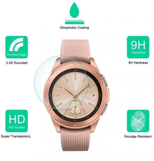 Защитное стекло для Samsung Galaxy Watch 42mm
