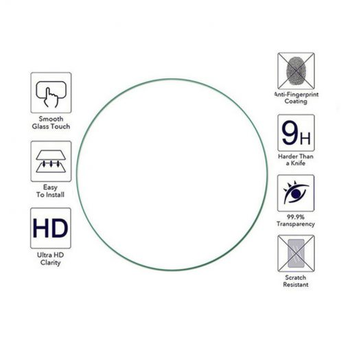 Защитное стекло для TicWatch S / TicWatch Е